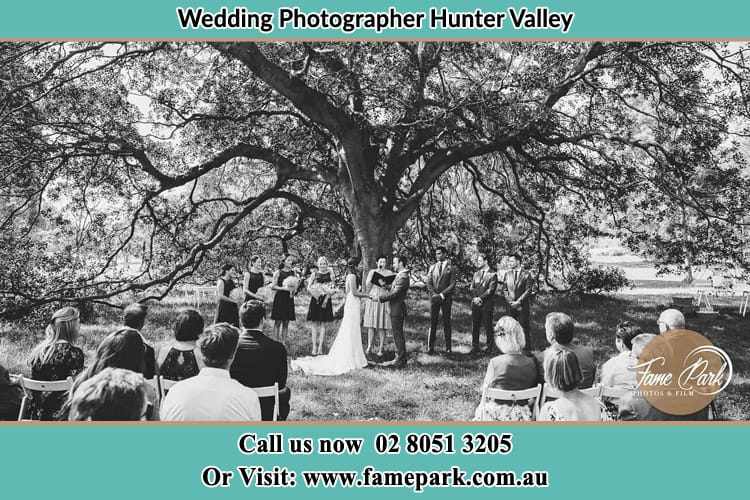 Hunter Valley New South Wales Wedding Photographer